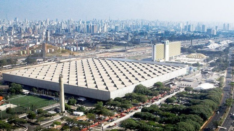 Stattfinden wird der Wettbewerb im Anhembi Park, einem der größten Messe- und Konferenzzentren in Südamerika. Foto: Veranstalter