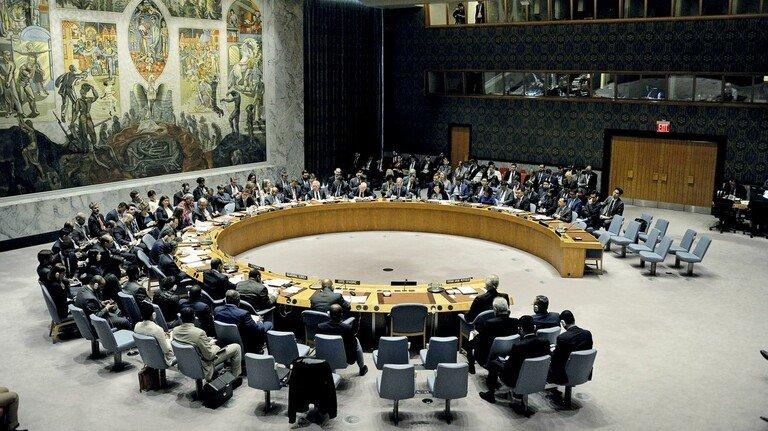 Friedenshüter: Der Weltsicherheitsrat.