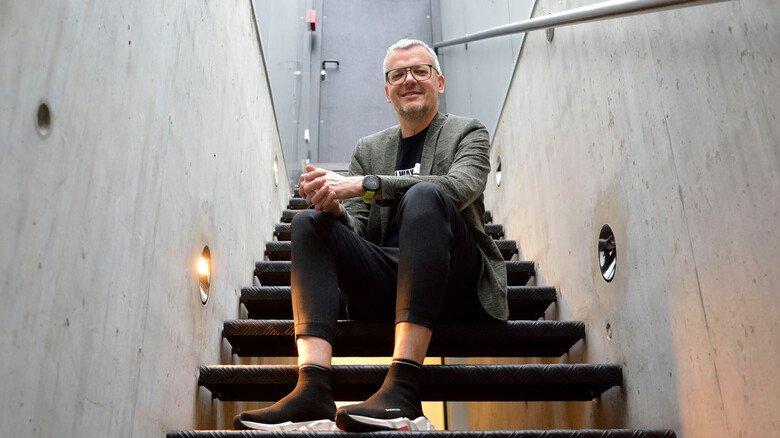 Geht gerne neue, auch schon mal ungewöhnliche Wege: Andreas Jamm, Gründer des Beratungsunternehmens Boldly Go Industries in Frankfurt.