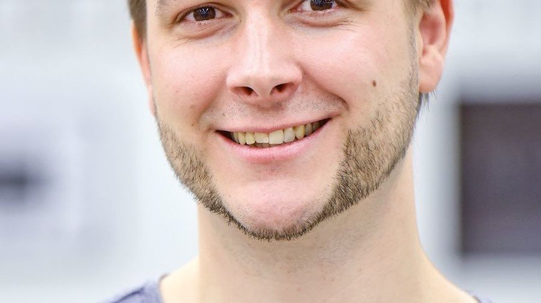 Dominik von Boguszewski (27), Elektroniker für Betriebstechnik aus Norderstedt. Foto: Christian Augustin