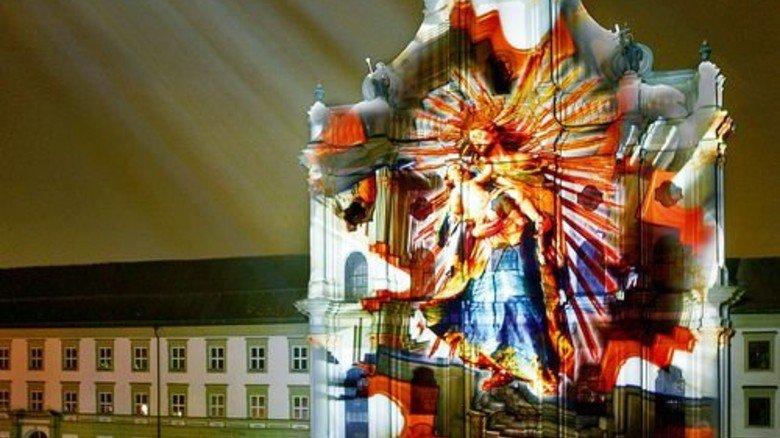Erstrahlt im Licht: Zisterzienser-Abtei Fürstenfeld. Foto: Veranstaltungsforum-Fürstenfeld