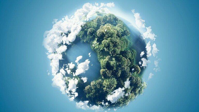 Ehrzeizig: In 30 Jahren will Europa ein klimaneutraler Kontinent sein.