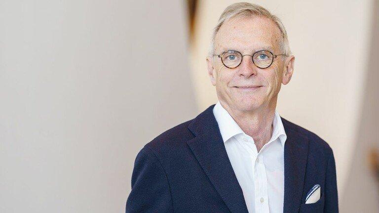 Dr. Wolfgang Panter, Präsident des Verbands Deutscher Betriebs- und Werksärzte (VDBW).