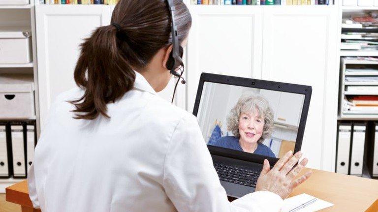 Online-Diagnose: Moderne Technik macht's möglich.  Foto: Adobe Stock