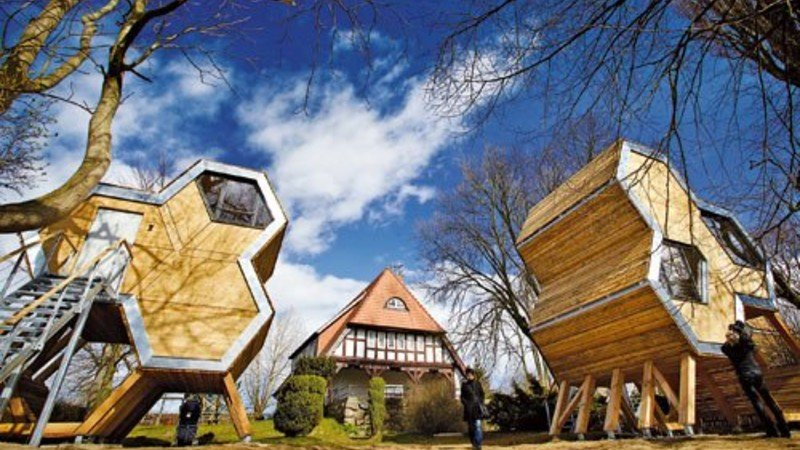 Die Zehn Schonsten Jugendherbergen Deutschlands