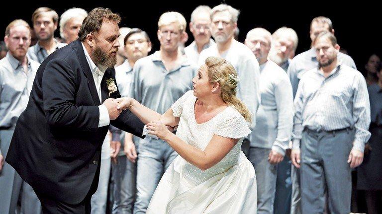 """""""Lohengrin"""" on demand: Die Staatsoper Stuttgart verlegt die Bühne ins Internet."""