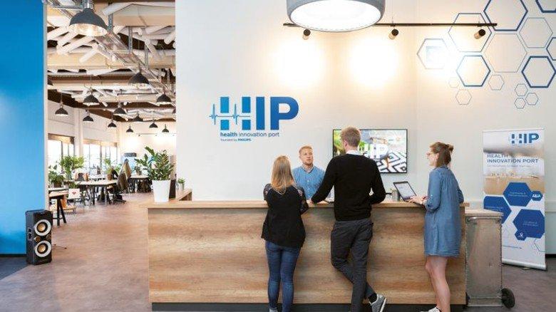 Inspirierend: Der HIP bietet jede Menge Platz für neue Ideen. Foto: Werk
