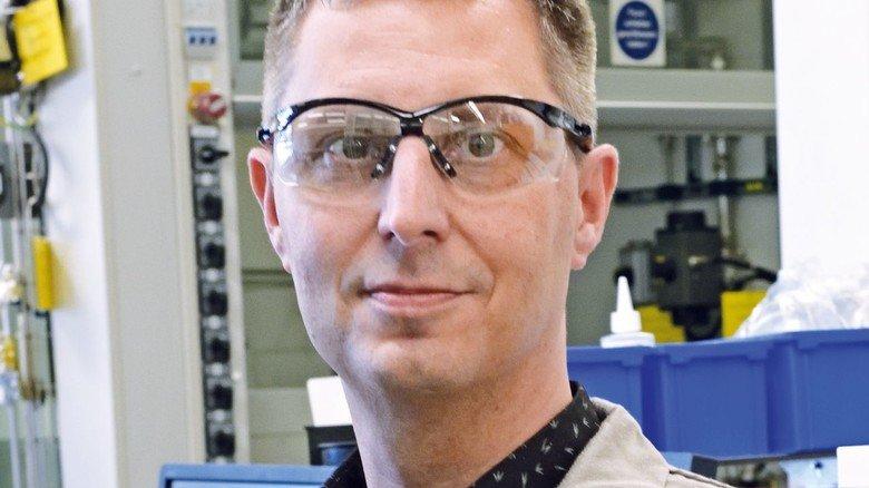 Peter-Xaver Voits, Vor-Ort-Ausbilder bei Bayer.