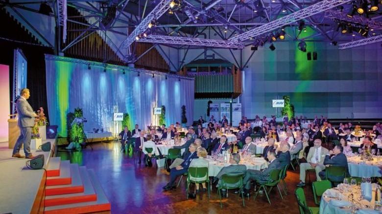 Gut besucht: 260 Gäste strömten in die Hagener Stadthalle. Foto: Nougrigat