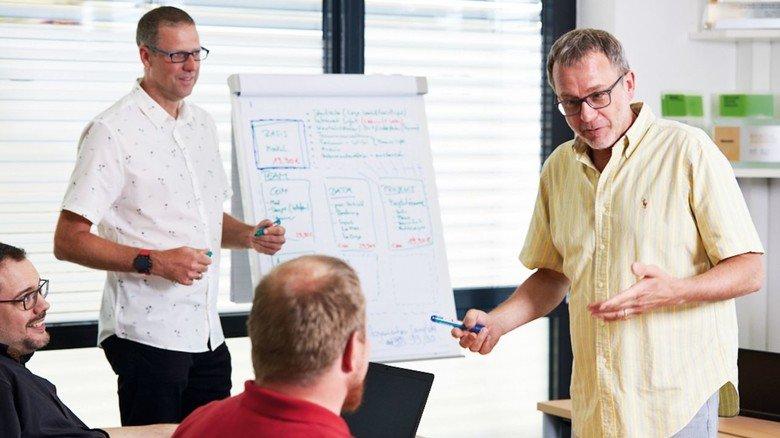 IT-Beratung: Sie gehört zu den wichtigen Kernkompetenzen von COC.
