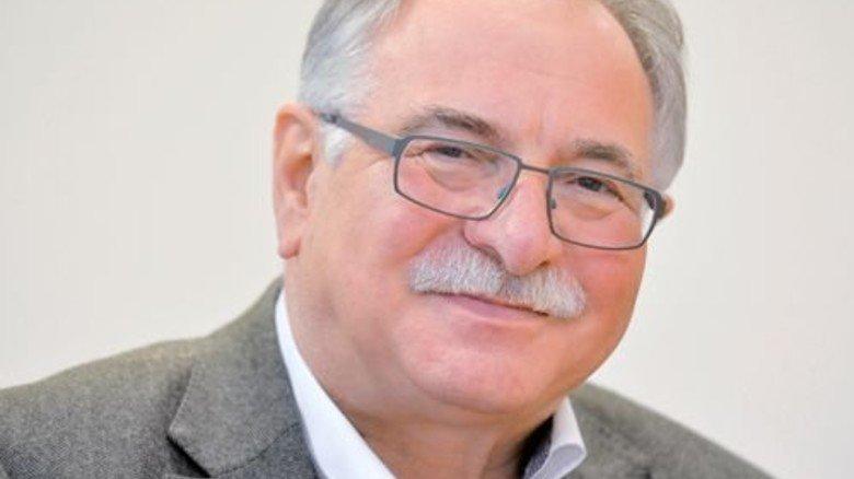 """""""Händeringend suchen wir Auszubildende."""" Jürgen Obergföll, Geschäftsführer. Foto: Sigwart"""