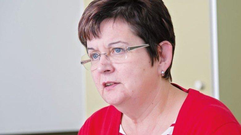 Personalleiterin Renate Heizmann von Dunkermotoren. Foto: Mierendorf