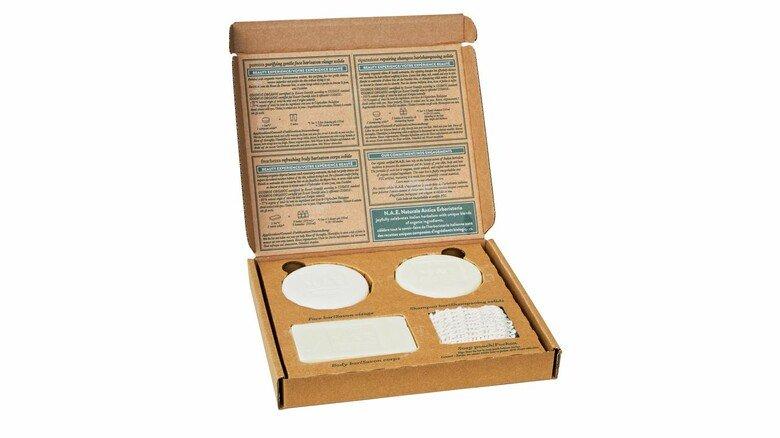 Passt in den Briefkasten: Diese Seifen-Verpackung gewann in der Kategorie E-Commerce.