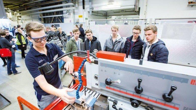 Lange Nacht der Industrie: ThyssenKrupp System Engineering war auch 2016 dabei. Foto: Lorenczat
