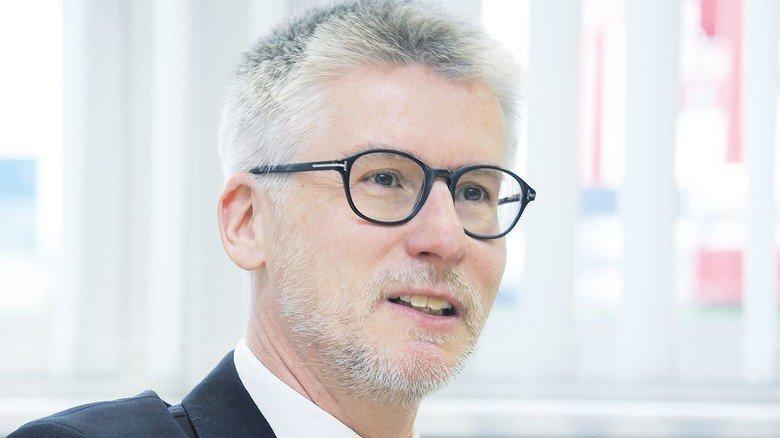 Will Probleme lösen: Projektleiter Ulrich Wendler vom Fraunhofer-Pilotanlagenzentrum in Schkopau.