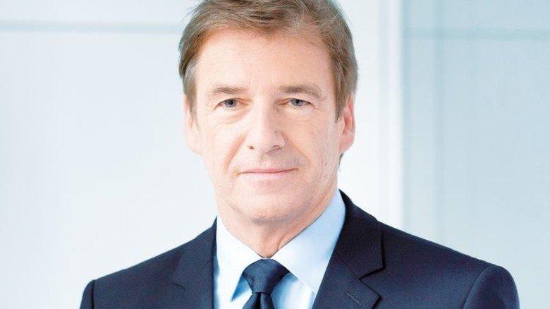 Dr. Volker Schmidt, Hauptgeschäftsführer des Arbeitgeberverbands NiedersachsenMetall. Foto: Verband