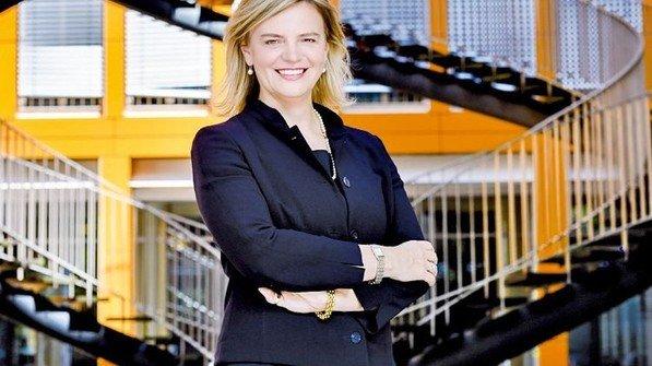 Angelika Huber-Straßer, Bereichsvorstand in der Wirtschaftsprüfungs- und Beratungsgesellschaft KPMG. Foto: Economy Business