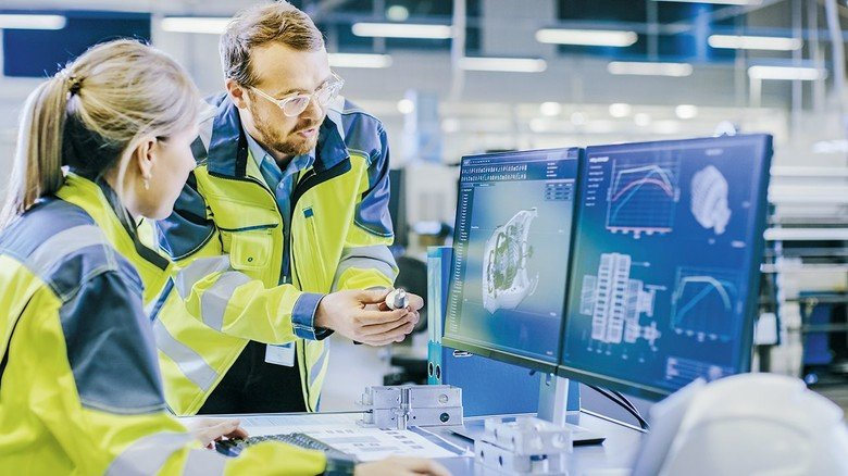 Digitalisierung: Durch die neuen Techniken verändert sich unsere Arbeitswelt enorm.