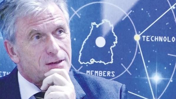 Professor Rolf-Jürgen Ahlers. Foto: LRBW