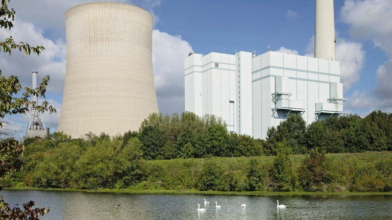 Kohlekraftwerk: Der Ausstieg aus der fossilen Energie ist beschlossen. Bis 2030 geht der letzte Block vom Netz.