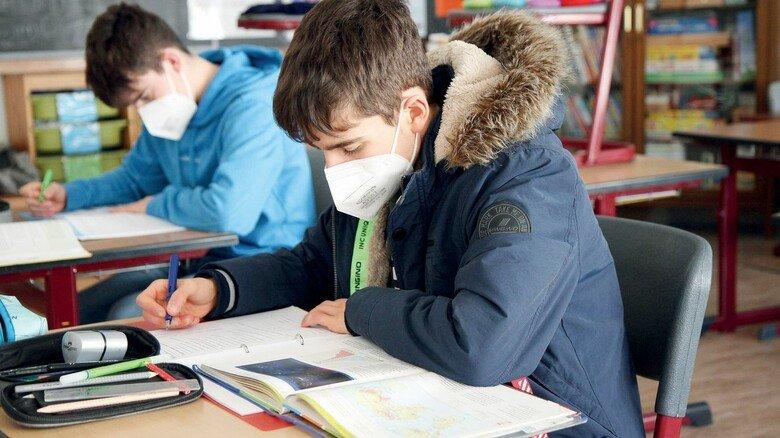 Lernen in Corona-Zeiten: Das Schuljahr hinterlässt Wissenslücken bei jungen Leuten.