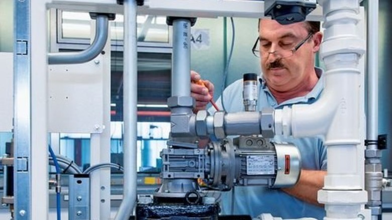 Marktführer: Solche Filteranlagen liefert Knoll in viele Länder der Welt. Foto: Eppler