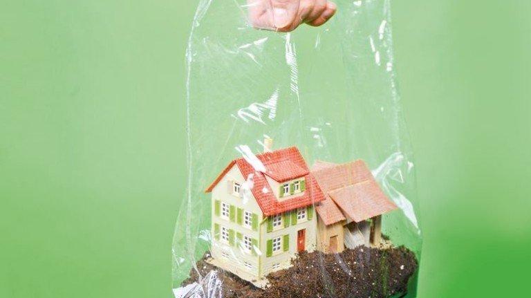 Das eigene Häuschen: Normalerweise der teuerste Kauf im Leben. Foto: Roth