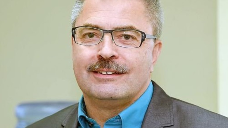 """""""Die Nachfrage nach edlen Dekoren steigt.""""  Josef Regneri, Geschäftsführer. Foto: Sandro"""