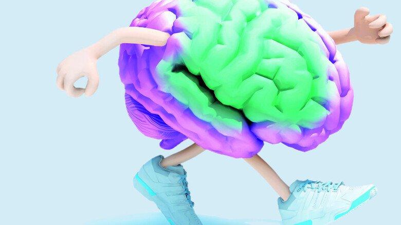 Geistig fit bleiben: Nicht nur der Körper sollte regelmäßig trainiert werden. Damit unser Kopf in Form bleibt, hilft geistiges Training.