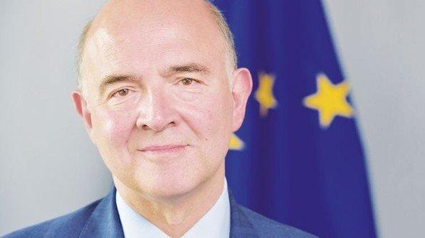 """""""Bulgarien wird das nächste Mitglied der Euro-Zone, daran gibt es keinen Zweifel. Aber wir müssen nichts überstürzen."""" EU-Finanzkommissar Pierre Moscovici. Foto: EU"""