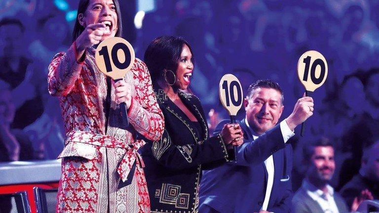 """Top-Bewertungen: Die gibt es auch in der TV-Show """"Let's dance"""". Foto: Getty"""