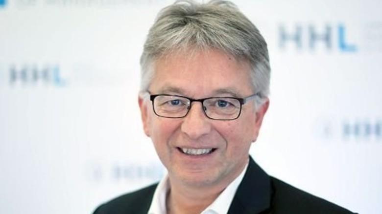 """""""Das Co-Branding eröffnet neue Kommunikations- und Vertriebskanäle."""" Professor Manfred Kirchgeorg, Marketing-Experte aus Leipzig. Foto: HHL"""