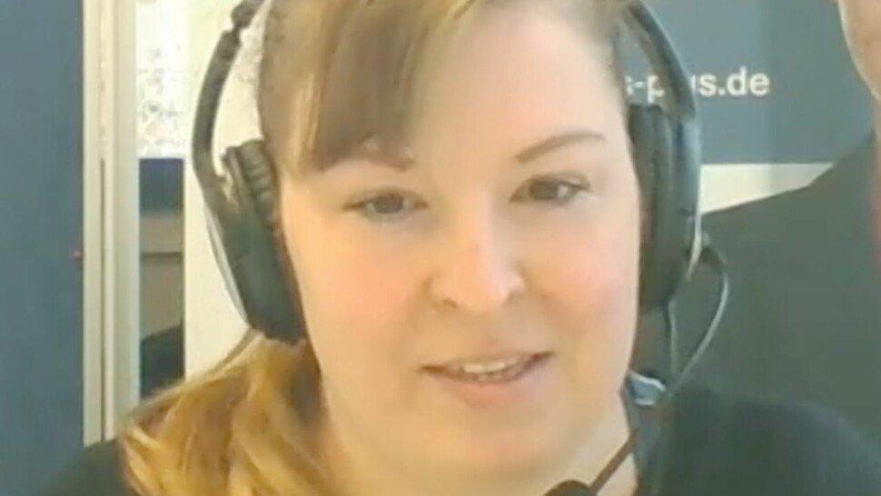 Rita Cziraki-Filkor: Die gebürtige Ungarin verbessert ihre Sprachkenntnisse und sieht ihre berufliche Chance als 3-D-Bad- oder Küchenplanerin.