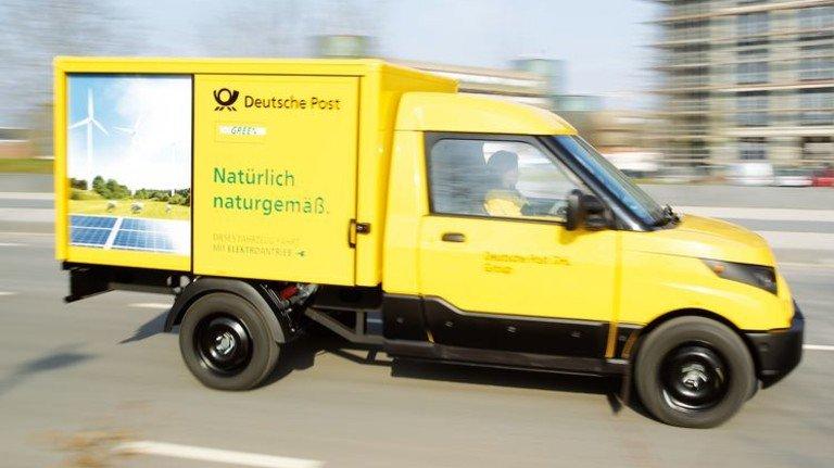 Praktisch, robust und preiswert: Bei der Post fahren bereits 5.000 Streetscooter. Foto: Streetscooter