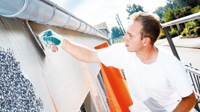 Viel zu tun: Bauunternehmen haben derzeit volle Auftragsbücher. Foto: Fotolia