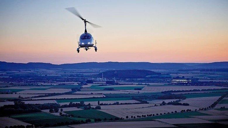 Im Anflug: Tragflächen sollen diesen Flieger nun schneller machen. Foto: Werk