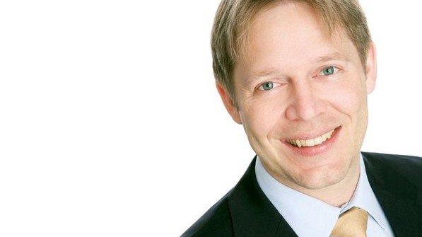 Professor Alexander Sauer. Foto: EEP