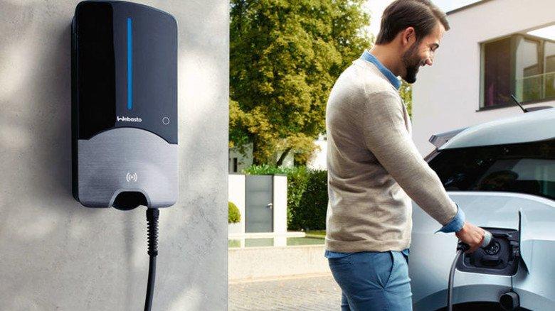Webasto: Das oberbayerische Unternehmen entwickelt Ladesäulen für Elektroautos. Foto: Werk