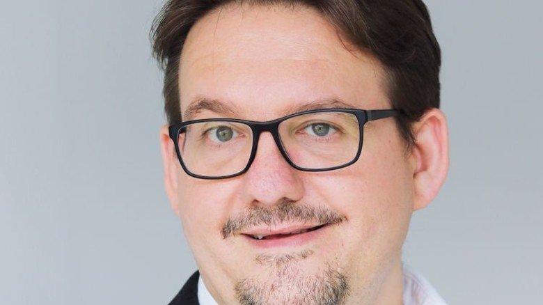 """""""Wir prüfen Produkte fast aller Branchen."""" Andreas Ruth, Leiter Bewitterungslabor. Foto: Holger Neu"""