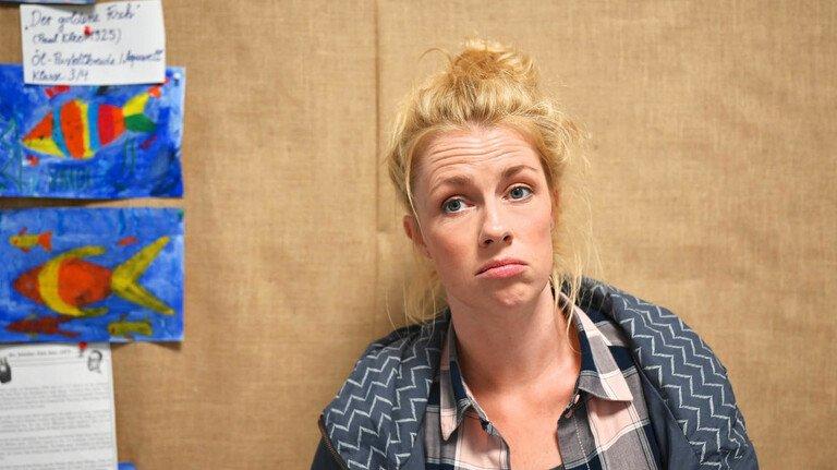 """Homeschooling: Christine Eixenberger ist als """"Lehrerin auf Entzug"""" wenig davon begeistert."""