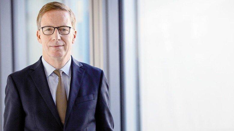 Vorsichtig optimistisch: Professor Michael Hüther. Der Direktor des Instituts der deutschen Wirtschaft geht davon aus, dass sich die Lage in diesem Jahr allmählich entspannen wird.