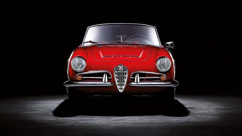 Mythos Alfa Romeo: Mit dem flotten Italiener eröffnet das Technik-Museum Sinsheim eine neue Halle für Sonderausstellungen.