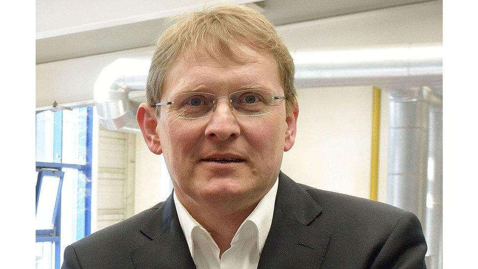 Oliver Barta, Leiter Personal Bosch Thermotechnik.
