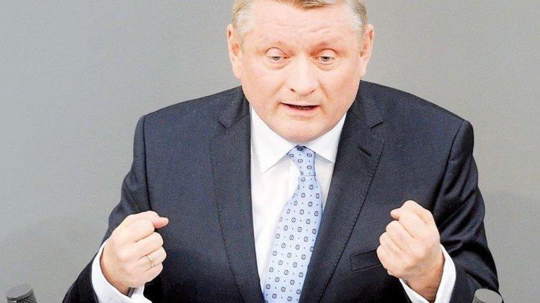 Seine Reformen kosten Milliarden: Gesundheitsminister Hermann Gröhe. Foto: Bundestag
