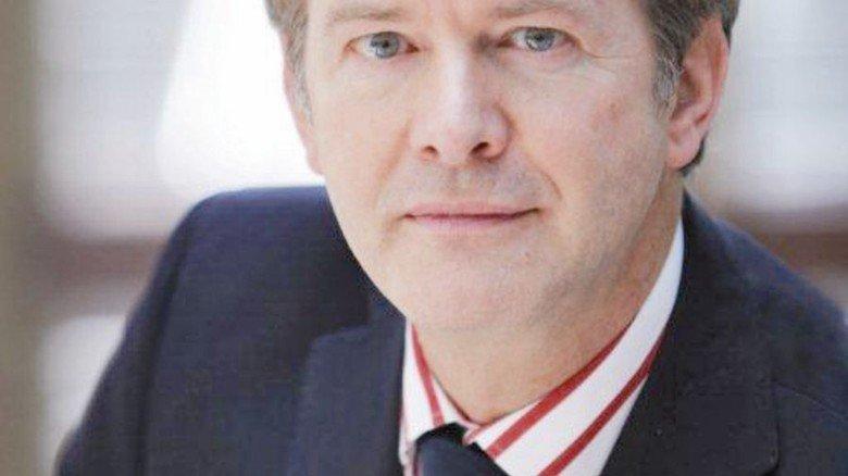 """Michael Bretz ist Leiter der Creditreform Wirtschaftsforschung, die den """"SchuldnerAtlas 2018"""" herausgibt. Foto: Verband"""