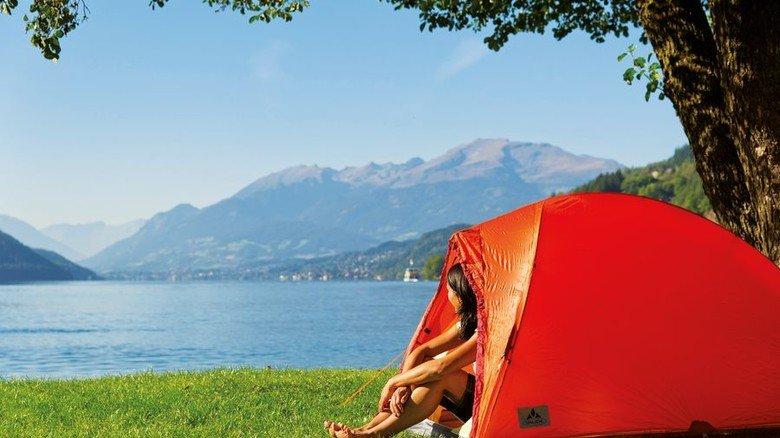 Campen am Millstätter See: Kärnten ist Partnerregion der CMT.  Foto: CMT/Messe Stuttgart
