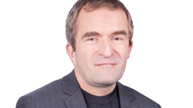 AKTIV-Chefredakteur Ulrich von Lampe. Foto: Roth