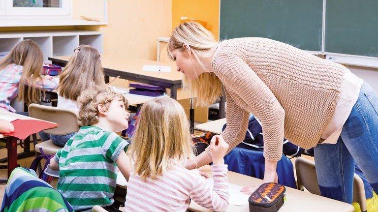 Unterricht: Es gibt derzeit große Qualitätsunterschiede in den 16 deutschen Bundesländern. Foto: drubig-photo/stock.adobe.com