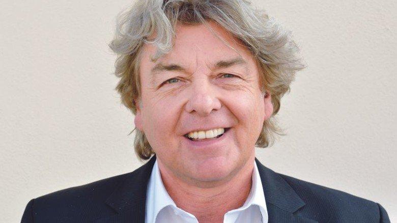 Hilft Hauptschülern in den Beruf: Christoph Drissler, Ausbildungschef bei Goodyear Dunlop. Foto: Scheffler