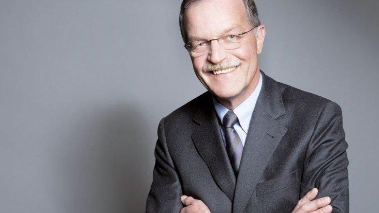 """""""Nicht den Anschluss verlieren"""": Karl Schäuble, Vorsitzender des Bildungswerks der Baden-Württembergischen Wirtschaft, wünscht sich hierzulande eine ausgeprägtere Gründerkultur. Foto: Verband"""